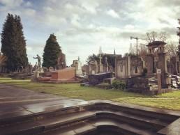 begraafplaats Campo Santo